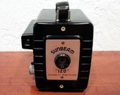 Sunbeam 120 Vintage Film Camera
