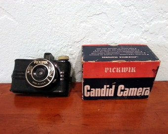 Pickwik Candid Camera
