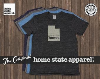 Utah Home. T-shirt- Men's/Unisex