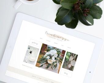 Custom Wordpress Website Design - Professional Package