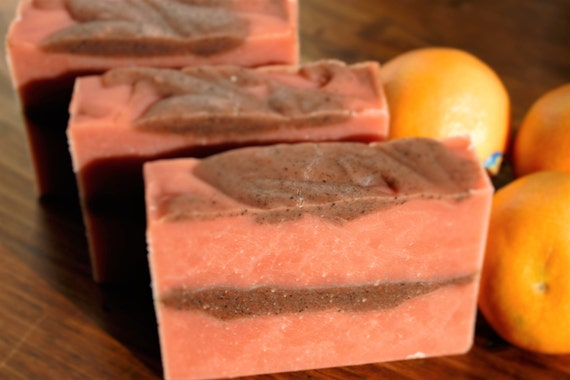 Orange Clove Soap~Handmade natural