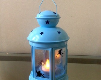 Charming Blue Tooth Fairy Lantern