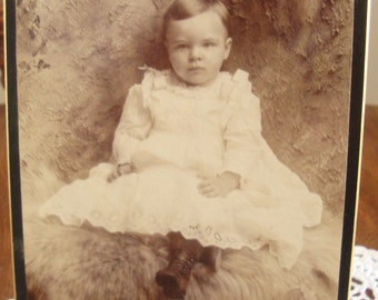 Vintage 1800's Family Photographs