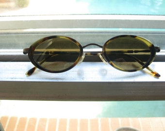 FREE Shipping Usa Only Please, Reduced 76.00 , Vintage 1980 Calvin Klein Sunglasses. Faux Tortoiseshell, FABULOUS!!!!!!