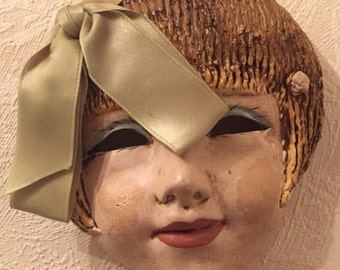 SUPER balance * mask young woman 30 years * balance