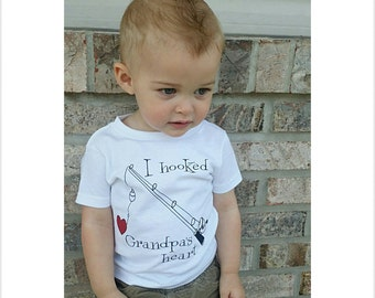 Funny Baby Clothes Nana Loves Me Grandma Loves Me I'm