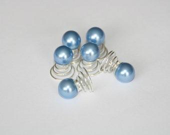 6 Pearl twists