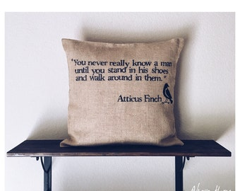 The Ode to Atticus Pillow