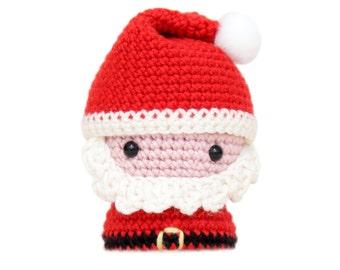 Santa Claus Amigurumi Pattern