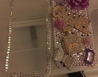 Customized Bling Phone Case