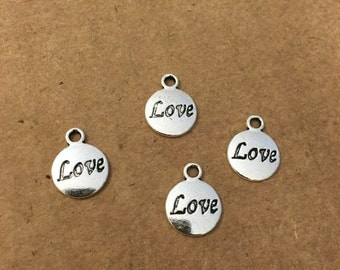 Love charms (10 pieces)