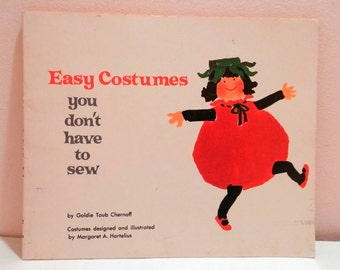 1975 book Easy Costumes You Don't Have to Sew