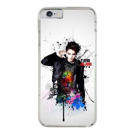 kpop iphone cases items similar to jae joong jyj kpop phone 9060