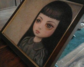 "Reproduction of particular of ""Euglena"" of  Mark ryden"