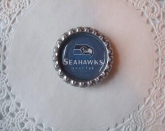 Seattle Seahawks Magnet (18) - Seahawks Refrigerator magnet -- office magnet -- sports magnet