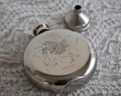 Pegasus Stainless Steel Round Flask 5 oz