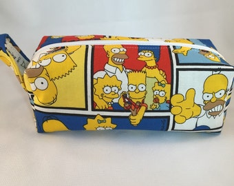 The Simpsons Cosmetic Bag