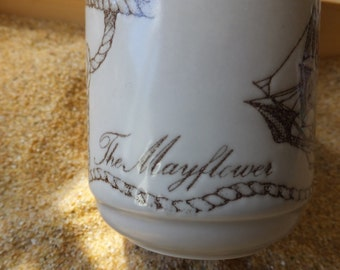 Antique Mayflower Cup