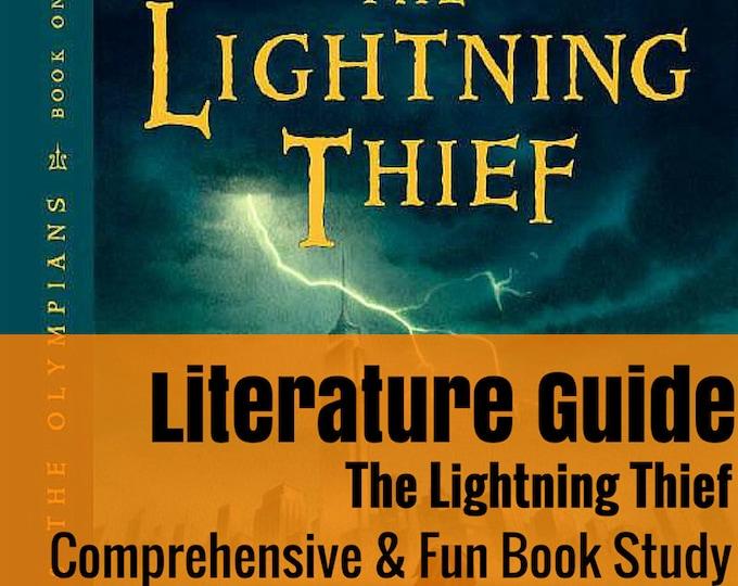 Lightning Thief Literature Guide