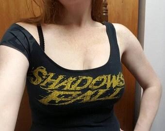 Shadows Fall Asymmetrical Top