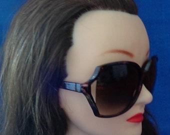 Ladies Oversized Tortoise Sunglasses,Retro Tortoise Sunglasses, Tortoise Shades