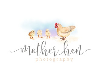 Logo Design Branding, Photography Logo, Small Business Logo, Custom Logo, Logo Design Package, Affordable Logo, Chicken Logo, Logo Branding
