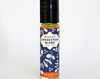 Congestion Blend Roll-On