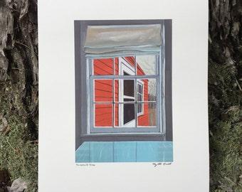 Threshold, Limited edition print