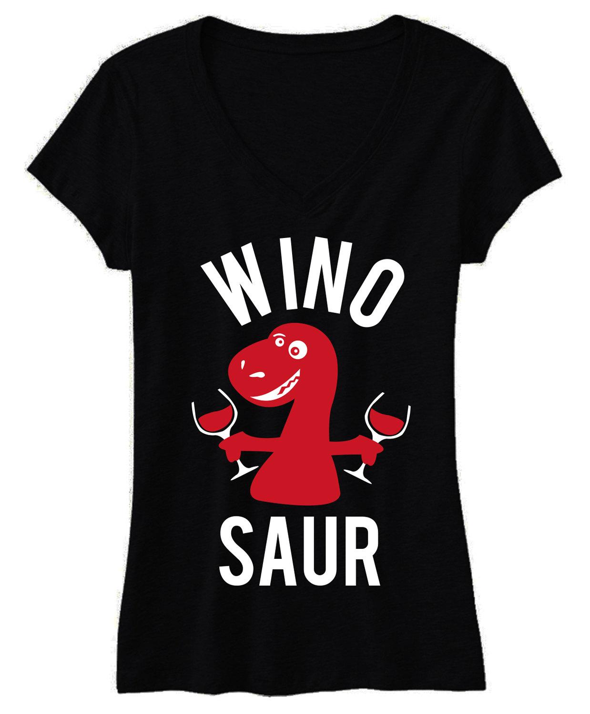 wino saur shirt wine shirts funny yoga clothes mimosas