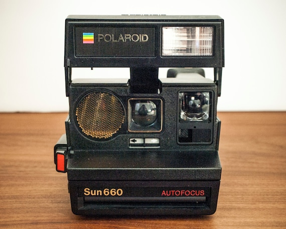tested polaroid 660 autofocus polaroid polaroid sun660. Black Bedroom Furniture Sets. Home Design Ideas