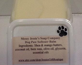 Organic Dog Paw Softening Balm