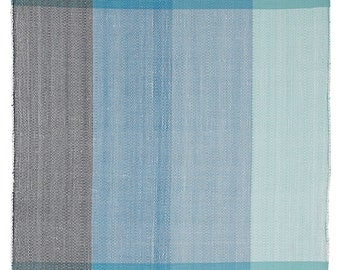 Fab Habitat Indoor/Outdoor Polypropylene Rug Bliss - Blue (3' x 5') 25736