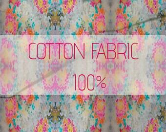 FQ Cotton fabric poplin pattern design patchwork