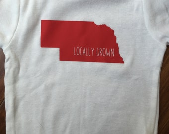 Locally Grown long sleeve T