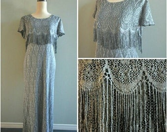 Gatsby Formal Dress Etsy