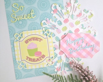 Birthday Embellishment Kit