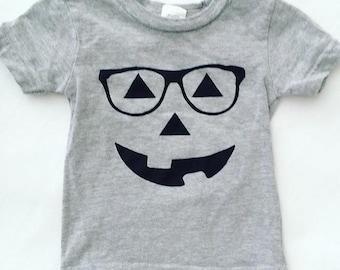 Halloween Pumpkin Hipster