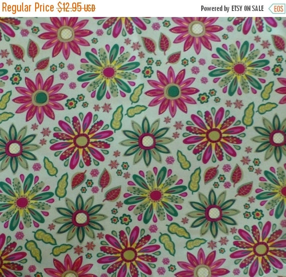 50 off sale cotton fabric quilt home decor by for Home decor 50 off