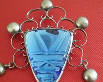 Vintage Sterling Pin