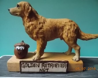 "Golden Retriever Nut-What are you ""Nuts"" about?"
