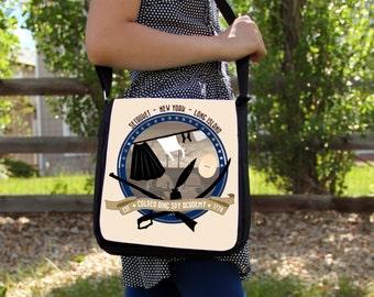 Culper Spy Academy Large Messenger / Shoulder Bag