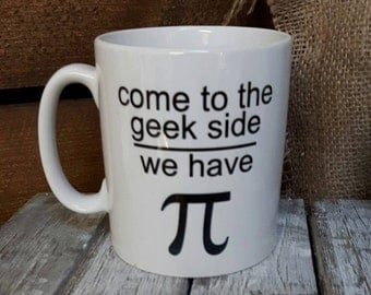 Maths Geek Mug