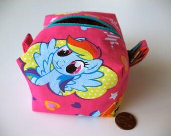 Bitty Bag - My Little Pony pink