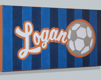 Larger Personalized name Painting