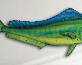 Dolphin 28 inch Wall Decor