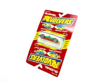 Vintage Sealed LIONEL REVOLVERS Die Cast Steam Roller / Twist Blaster Car / 1989 / NIP / #010