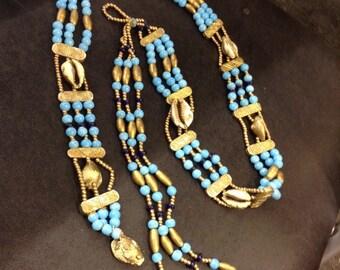 "Egyptian style belt 32"""