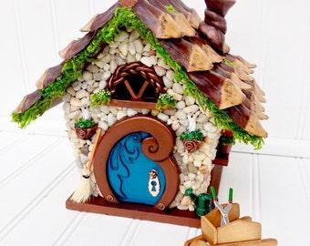 Alpine Garden Fairy Cottage