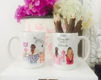 Girl Boss (mug)