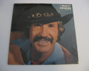 Marty Robbins - Biggest Hits - Circa 1982